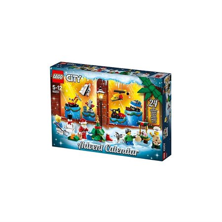 Calendrier De L Avent Lego City 2020.Calendrier De L Avent Lego City