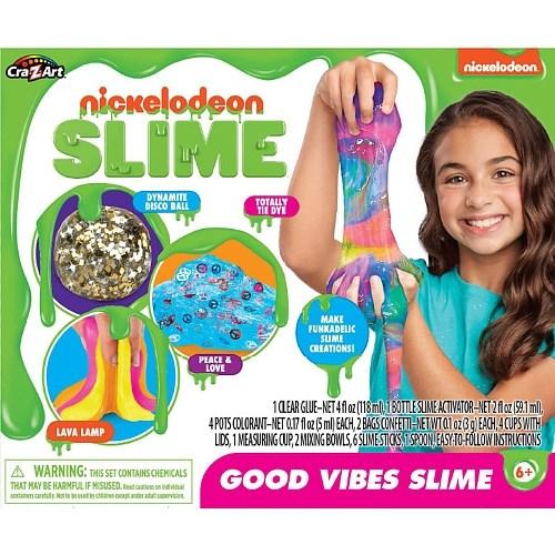 Nickelodeon Slime Best Ever Slime Creations Lot of 2