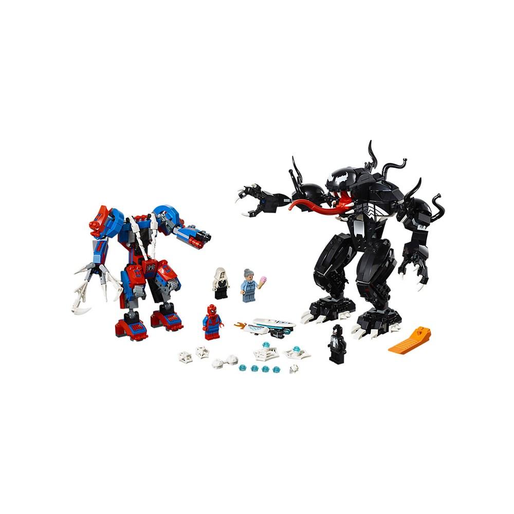 Venom Robot Araignée Robot Le Araignée Contre Le qSzpUGMV