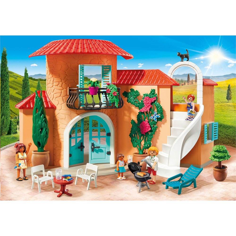 Playmobil FunLa Camping Jouetterie Vacances Family OkXZTPiu