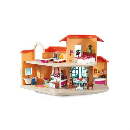 Camping FunLa Jouetterie Playmobil Vacances Family n08wPNkXO