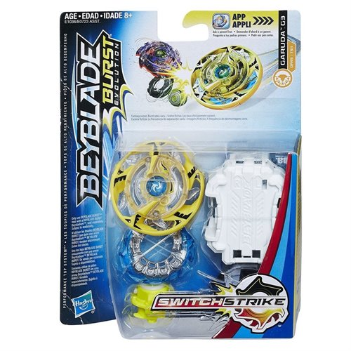 Beyblade Burst 201 Volution Ensemble De D 233 Part Garuda G3