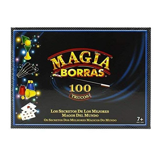 Magie Borras - 100 tours