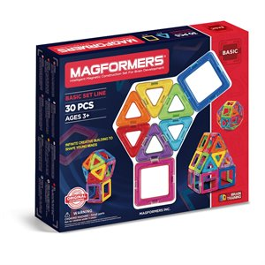 Magformers - 30 pièces