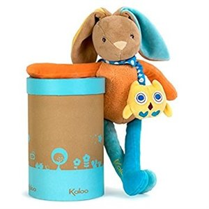 Couleur - Doudou lapin musical