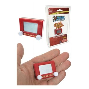 Etch a Sketch miniature