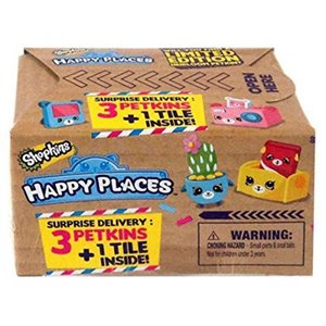 Shopkins - Happy Places - Saison 1 - Livraison surprise