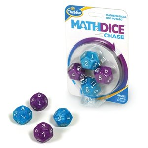 Math dice chase (version française)