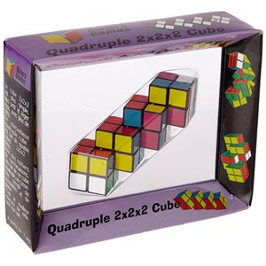 Multi Cube - Quadruple 2x2x2