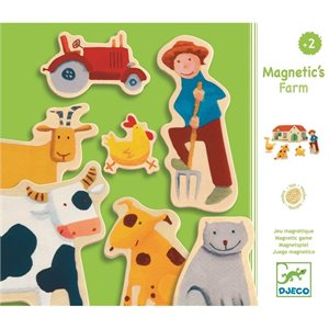 Magnetic's farm (version française)