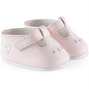 Chaussures rose - Poupon 36 cm