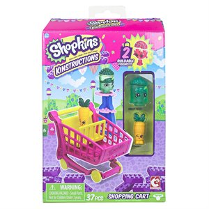 Kinstructions- Shopkins - Chariot rose