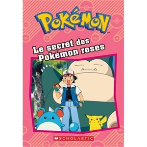 Pokémon - Le secret des Pokémon roses