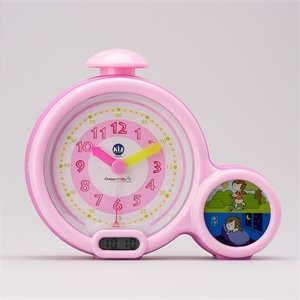 Kid'Sleep - Mon premier réveil - Clock (rose)