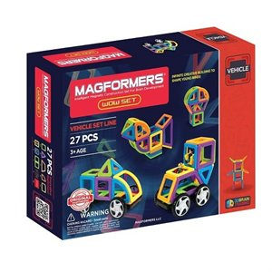 Magformers - Wow set - 27 pièces