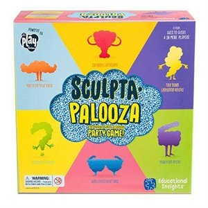 Playfoam - Sculpta-palooza