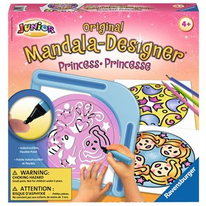 Mandala junior - Princesse